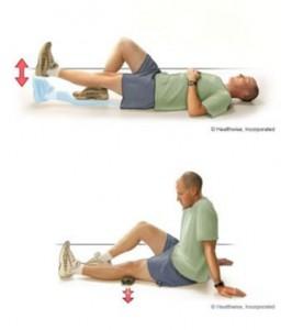 Exercícios para artrose no joelho